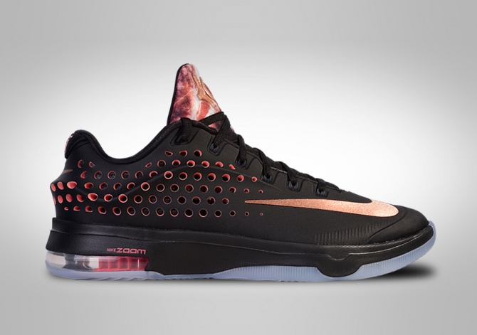 NIKE KD VII ELITE ROSE GOLD