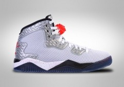 NIKE AIR JORDAN SPIKE FORTY PE WHITE FIRE RED