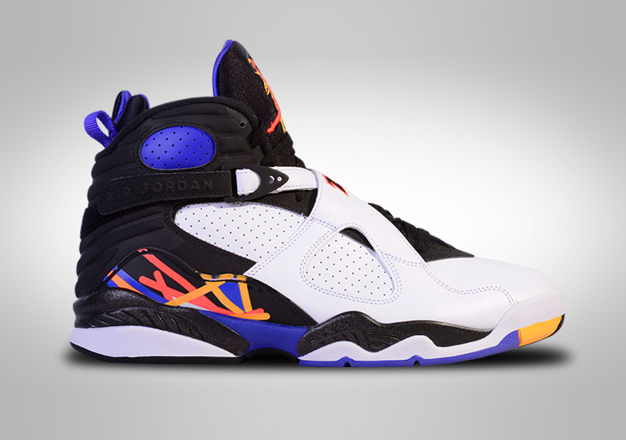 NIKE AIR JORDAN 8 RETRO THREEPEAT BG (SMALLER SIZES)
