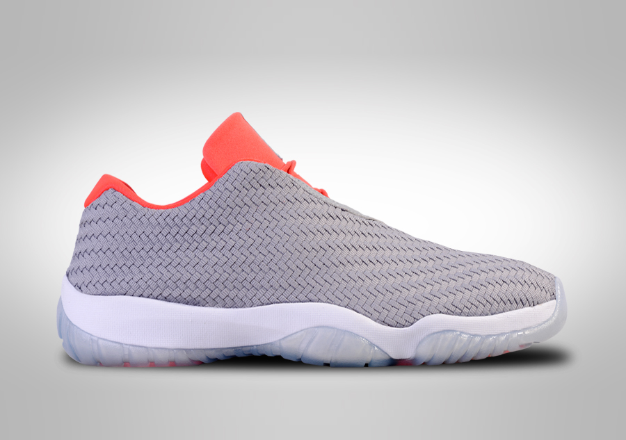 7c4b45f8e8ee36 NIKE AIR JORDAN FUTURE LOW WOLF GREY INFRARED 23 price €105.00 ...