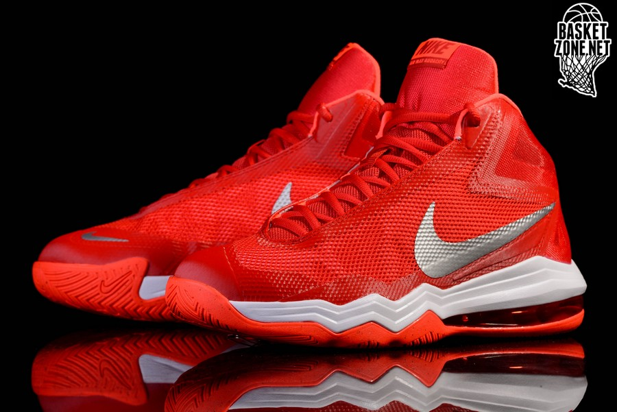 Anthony Davis Nike Shoes Red