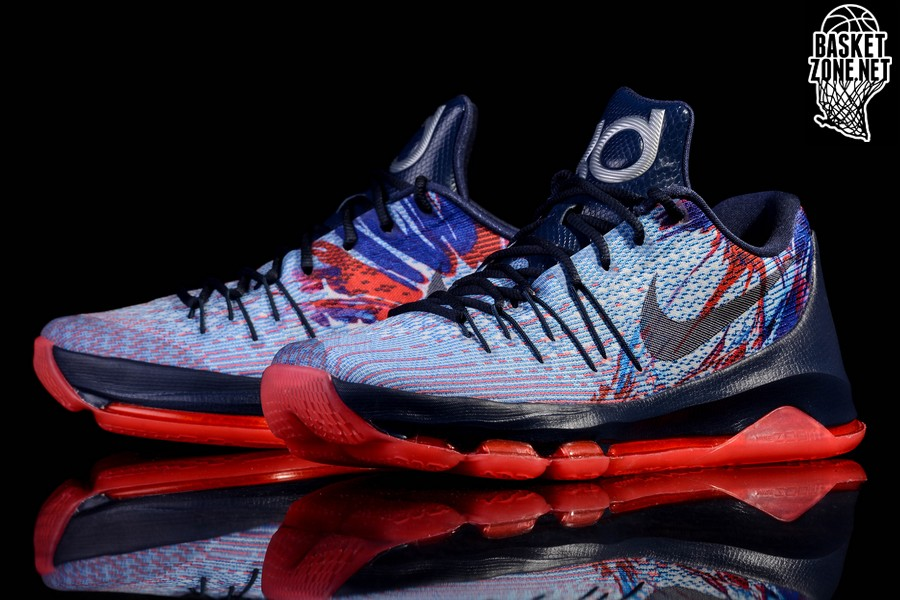 online store 04a31 e7b7d nike kd 8 independence day