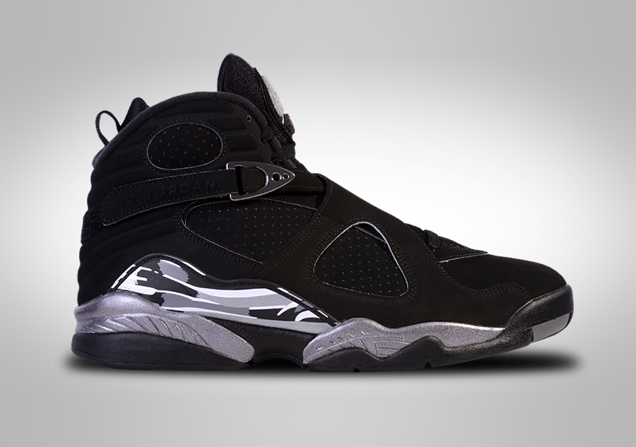 NIKE AIR JORDAN 8 RETRO 'CHROME'