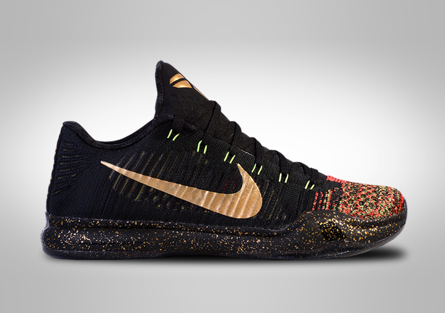 NIKE KOBE 10 ELITE LOW 'CHRISTMAS' LIMITED EDITION price €212.50 ...