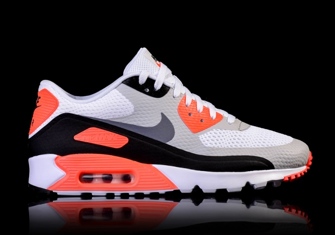 NIKE AIR MAX 90 ULTRA ESSENTIAL 'INFRARED'