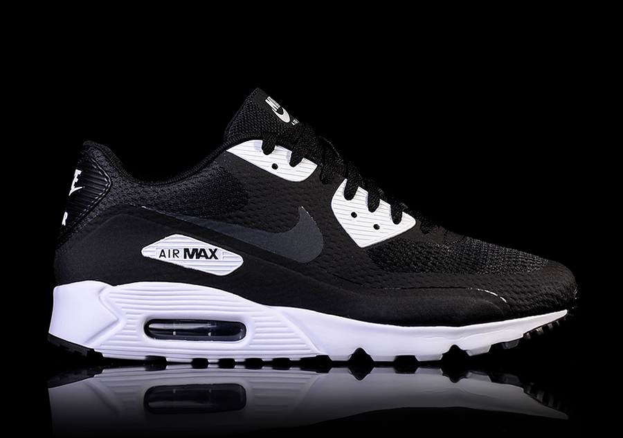 nike air max 90 ultra essential black for 117 50. Black Bedroom Furniture Sets. Home Design Ideas