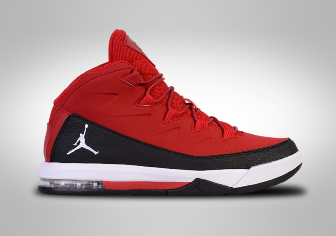 NIKE AIR JORDAN DELUXE 'BLOODY RED'