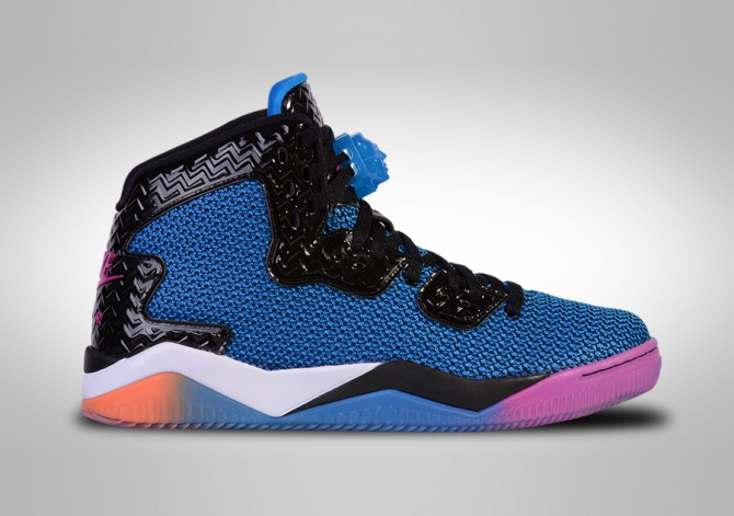 NIKE AIR JORDAN SPIKE FORTY PE 'PHOTO BLUE' BG