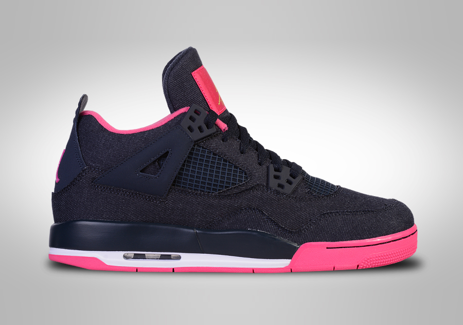 nike air jordan 4 retro 39 denim 39 gg price. Black Bedroom Furniture Sets. Home Design Ideas