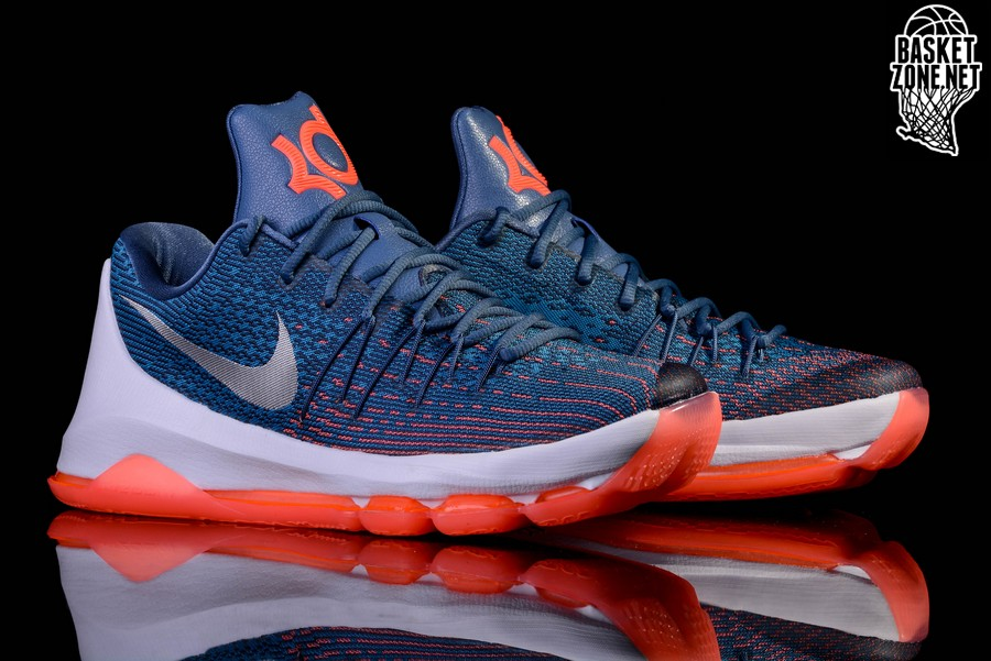 how to wear kd 8