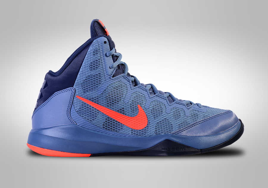 online store d8aa8 bdb79 NIKE ZOOM WITHOUT A DOUBT  OCEAN FOG  price €72.50   Basketzone.net
