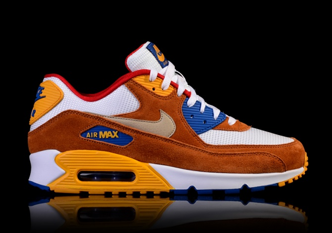 NIKE AIR MAX 90 PREMIUM 'CURRY'