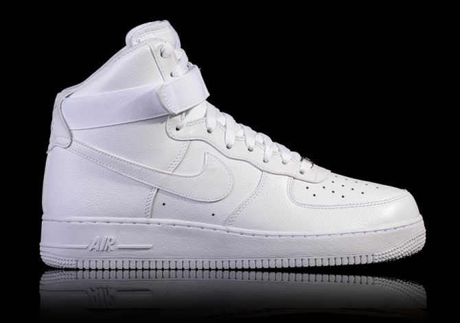 NIKE AIR FORCE 1 HIGH '07 'CLASSIC WHITE'