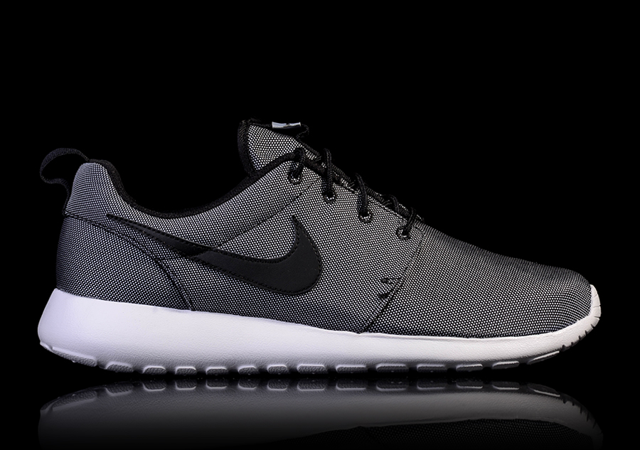 6430fe50733 NIKE ROSHE ONE PREMIUM 'BLACK/WHITE-WOLF GREY' price €87.50 ...