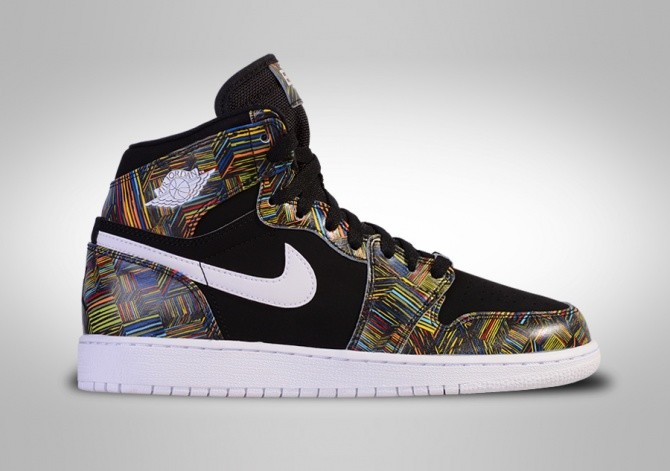 NIKE AIR JORDAN 1 RETRO HIGH NOUVEAU 'BHM' GG