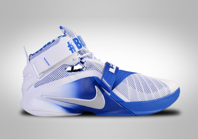 NIKE LEBRON SOLDIER IX PREMIUM 'UNIVERSITY OF KENTUCKY' SE