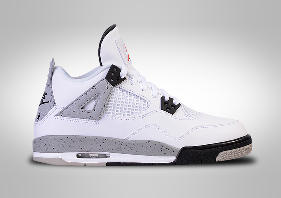 Nike Air Jordan 4 Retro Et Air Bg