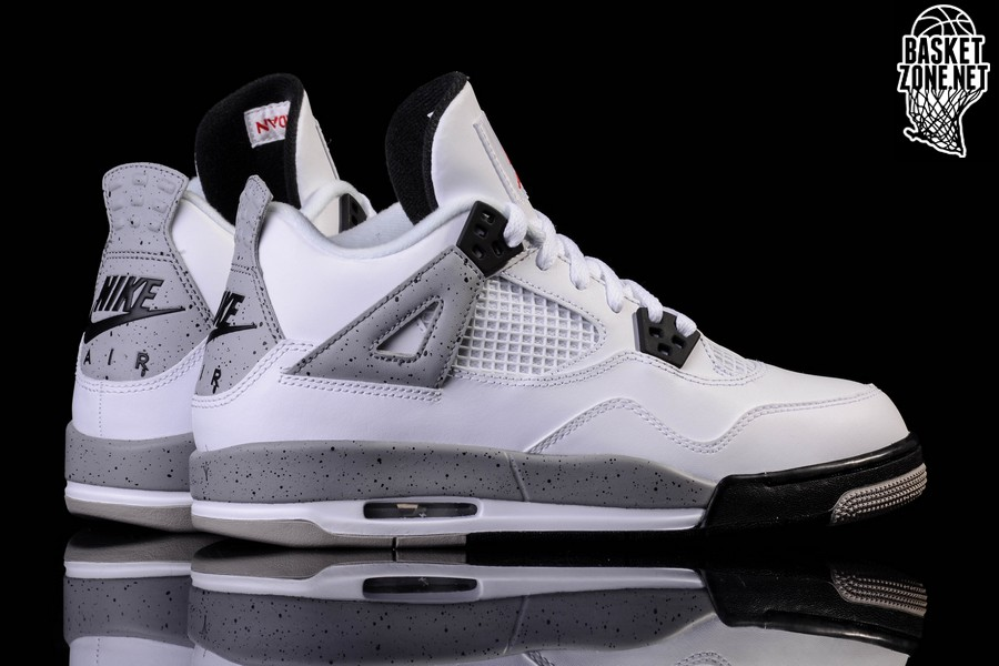 Air Jordan 4 Retro Og Cement