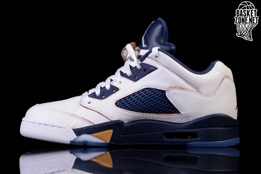 Air Jordan 5 Retro Bassa Gs Dunk Dall'alto 5 NOoUpso
