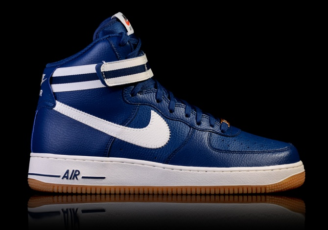 NIKE AIR FORCE 1 HIGH '07 'COASTAL BLUE'