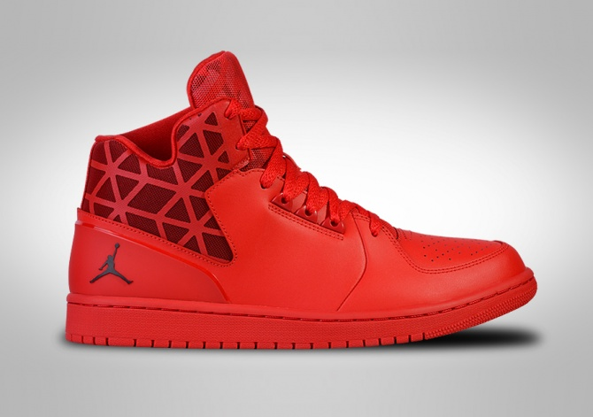 NIKE AIR JORDAN 1 FLIGHT 3 PREMIUM 'RED'