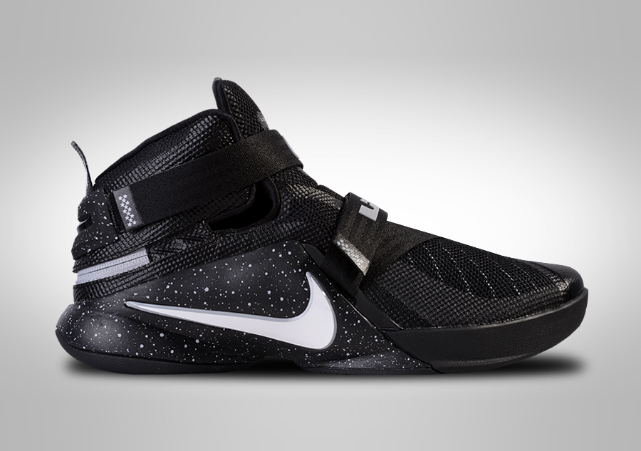 NIKE LEBRON SOLDIER IX FLYEASE LIMITED EDITION 'BLACKOUT' price €107.50 | Basketzone.net