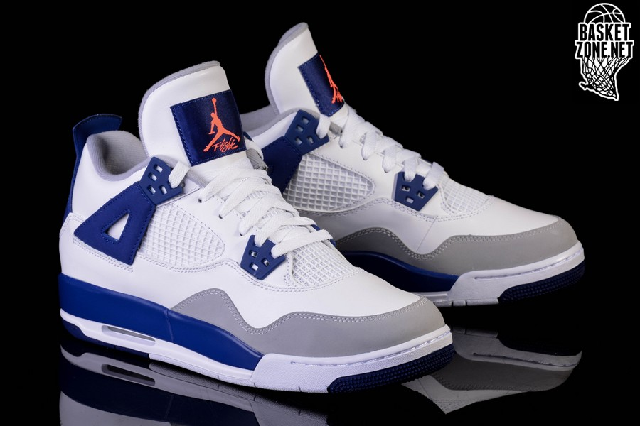 42226731387 NIKE AIR JORDAN 4 RETRO 'KNICKS' GG price €129.00 | Basketzone.net