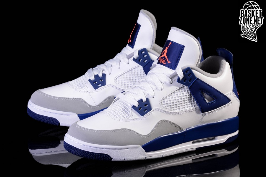3320d1532c30 NIKE AIR JORDAN 4 RETRO  KNICKS  GG price 3232.50kč