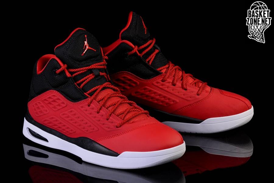 nike air jordan new school gym red and black