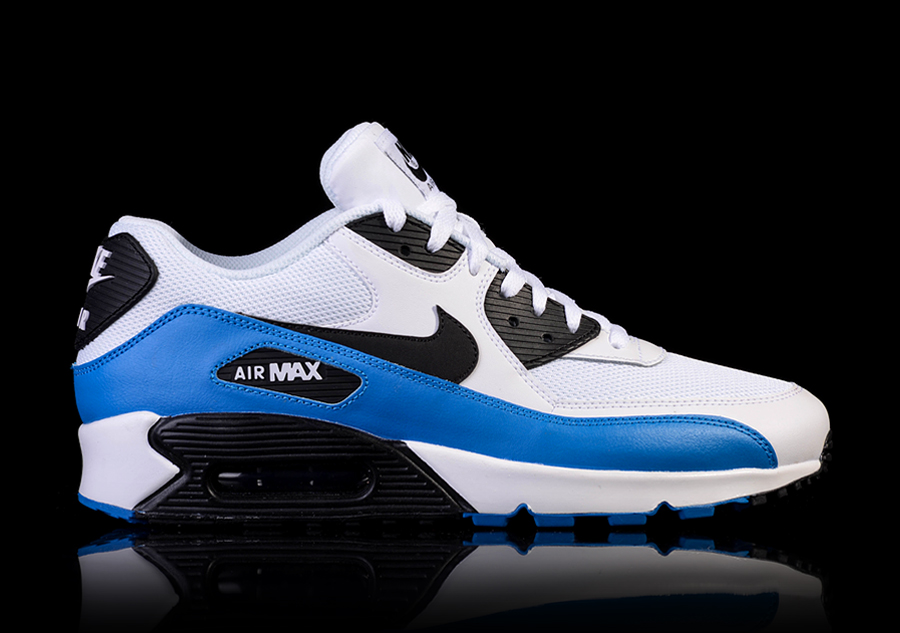nike air max 90 essential whitephoto blue price �10900