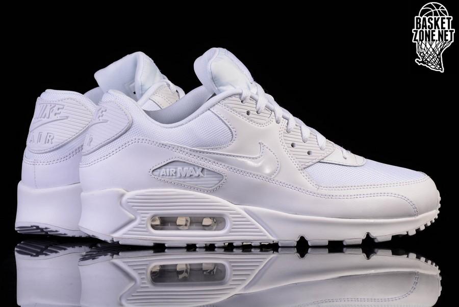 air max 90 essential all white