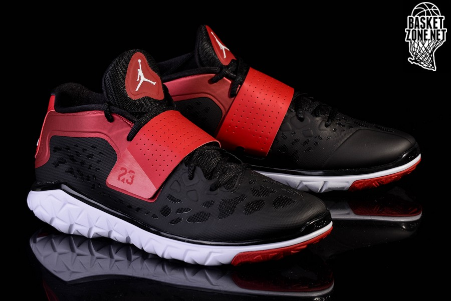 Nike Air Jordan Entraîneur Flex Vol 2 Action Encre Rouge