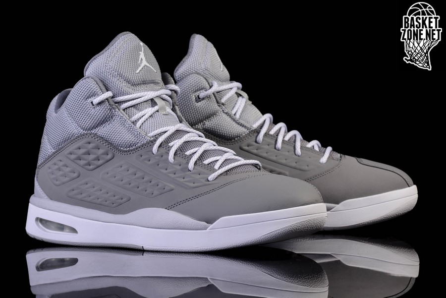 NIKE AIR JORDAN NEW SCHOOL COOL GREY