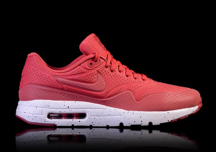 Nike Air Max 1 Ultra Moire Navy Red White Orange