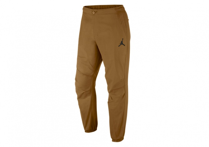 NIKE AIR JORDAN CITY PANTS GOLDEN BEIGE