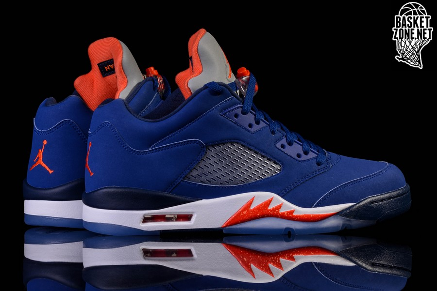 95f723e1557 NIKE AIR JORDAN 5 RETRO LOW KNICKS price €165.00 | Basketzone.net