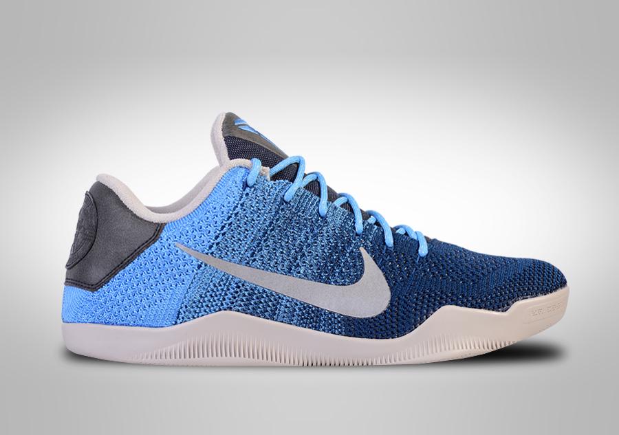 sports shoes 15d98 de079 NIKE KOBE 11 ELITE LOW BRAVE BLUE price €139.00   Basketzone.net