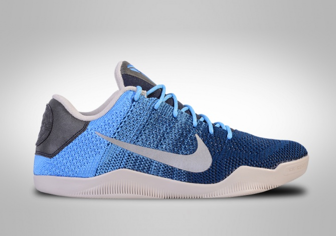 NIKE KOBE 11 ELITE LOW BRAVE BLUE