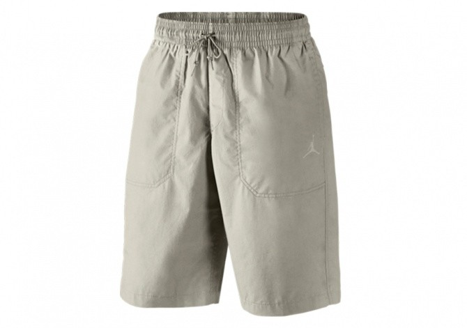 NIKE JORDAN CITY SHORT IRON ORE/CLEAR