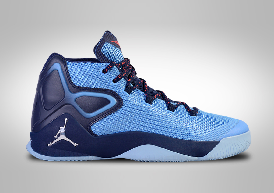 NIKE AIR JORDAN MELO M12 NORTH CAROLINA BLUE