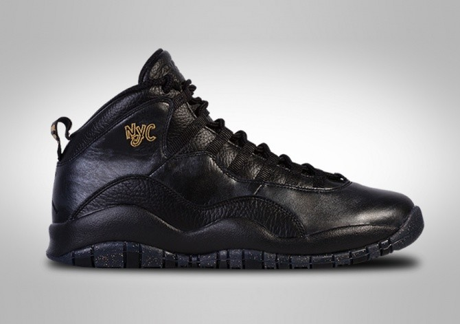 new lower prices look out for pretty cool NIKE AIR JORDAN 10 RETRO BG NYC CITY PACK price 774.14DKK ...