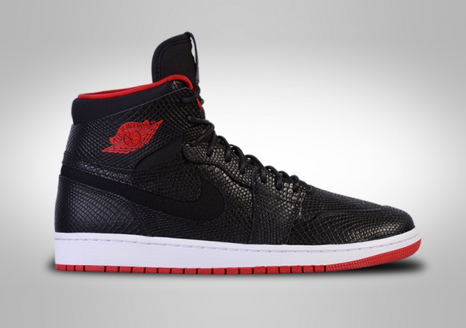 NIKE AIR JORDAN 1 RETRO HIGH NOUVEAU SNAKESKIN BRED