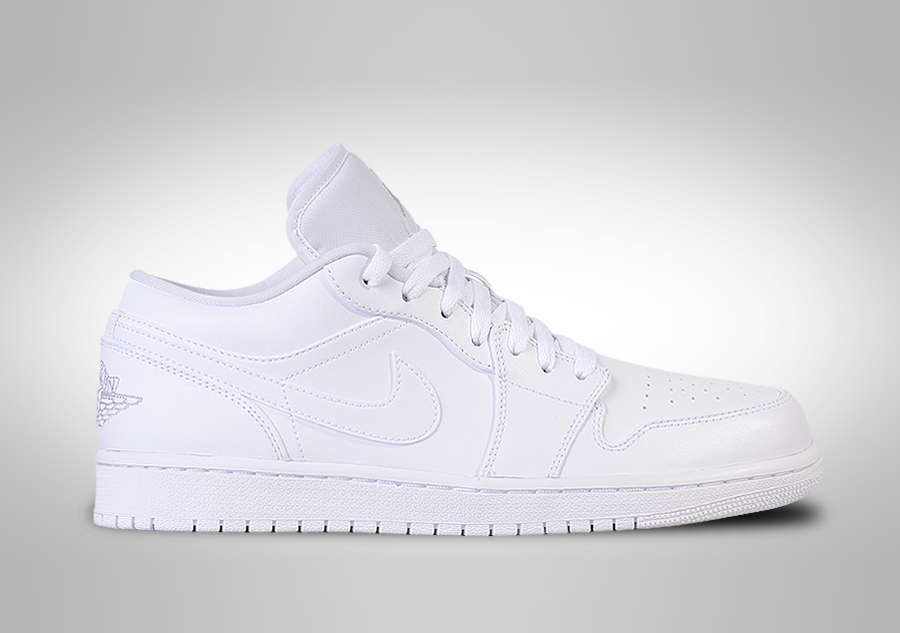 9a44923950f3c NIKE AIR JORDAN 1 RETRO LOW WHITE price €92.50