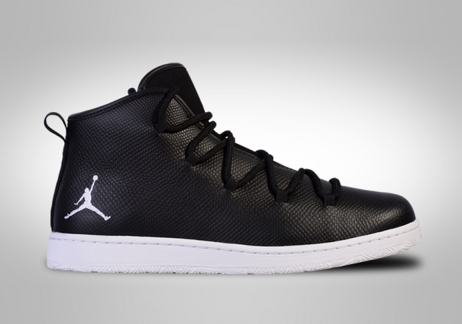 NIKE AIR JORDAN GALAXY BLACK & WHITE