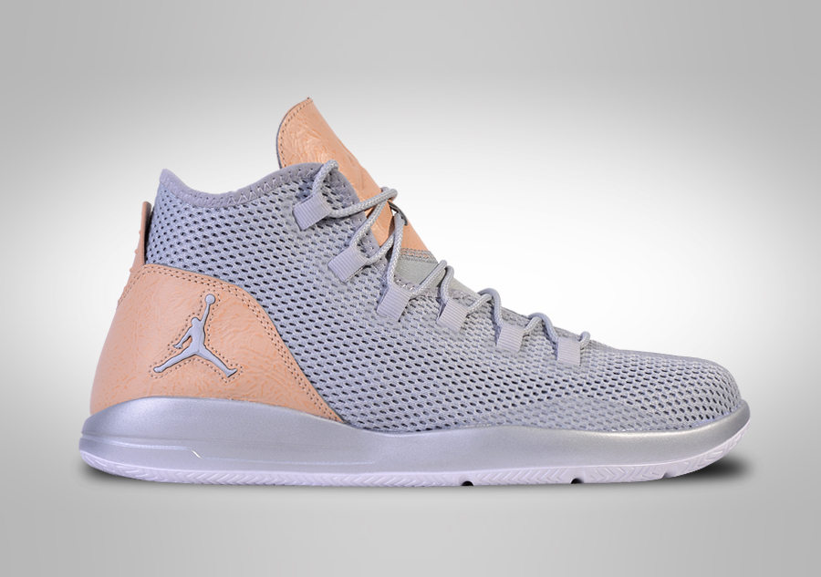 best service ce7b2 f2a8f NIKE AIR JORDAN REVEAL PREMIUM GREY LIGHT BROWN price €95.00    Basketzone.net
