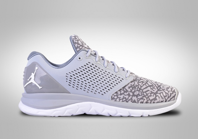 NIKE AIR JORDAN TRAINER ST WOLF GREY