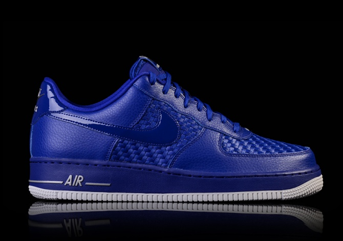 NIKE AIR FORCE 1 '07 LV8 CONCORD BLUE