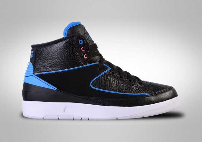 NIKE AIR JORDAN 2 RETRO RADIO RAHEEM