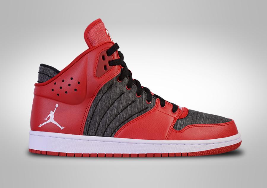 nike air jordan 1 flight 4 gym red for 105 00. Black Bedroom Furniture Sets. Home Design Ideas