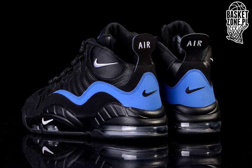 Nike Air Max Sensation Chris Webber Retro Basketball Shoes